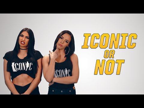 "Download ""Iconic Or Not"" With Billie Kay & Peyton Royce HD Mp4 3GP Video and MP3"