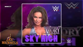 WWE: Sky High (Ivory) By Jim Johnston + Custom Cover And Download Link