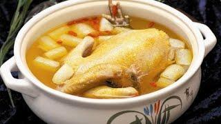 美味鸡汤 - 温暖滋润全家人的身心!