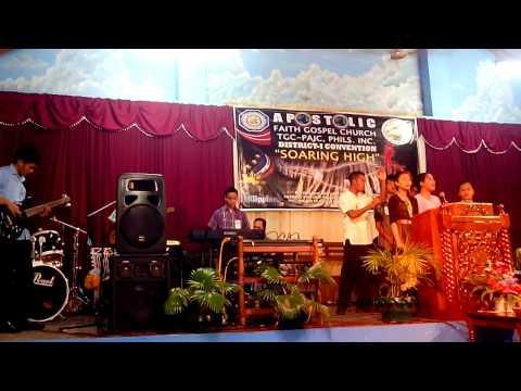 "TGC-PAJC Apostolic Singing ""I Love Living The Good Life"" December 22, 2014 Conference"