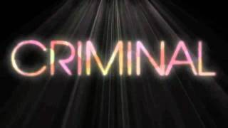 """Britney Spears - """"Criminal"""" Official Lyric Video - YouTube"""
