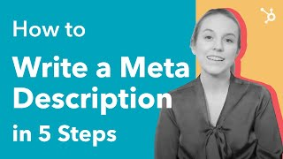 How to Write a Meta Description in 5 Steps