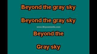 311   Beyond The Grey Sky PH 2 HD Karaoke PK00051