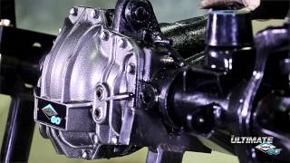 Ultimate Dana 60 Axle Installation   Spicer Garage