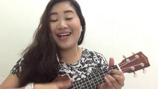 Jingle Bell Rock Ukelele Cover - Venus Pelobello
