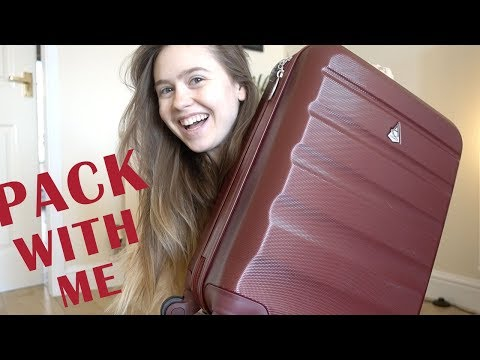 HOW I PACK MY CARRY ON | A WEEK IN FLORIDA!