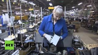 Inside Kalashnikov: New model of AK rifles on sale in 2015