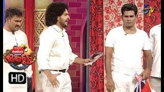 Chammak Chandra Performance |  Jabardasth | 11th October 2018 | ETV Telugu