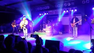 Josh Abbott Band playing My Texas