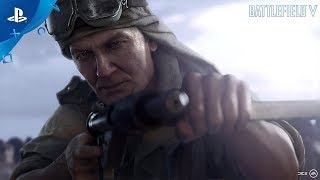 Battlefield 5 - Single Player Trailer | PS4
