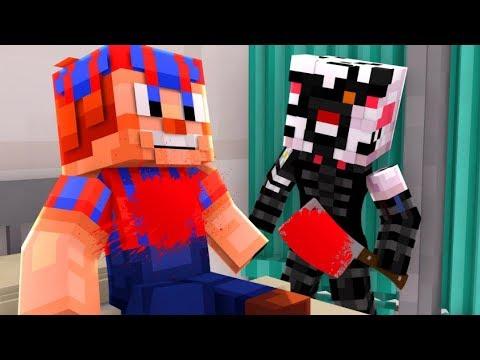 The Monster Children Broke Loose!!! (Minecraft Fnaf Daycare)