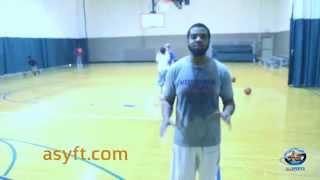 Head Basketball Trainer Kelvin McConnell