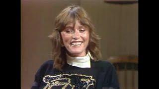 Margot Kidder Collection on Late Night, 1982-87