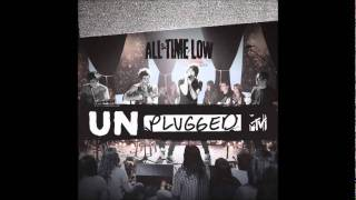 All Time Low - Damned If I Do Ya (Damned If I Don't) (Live From MTV Unplugged)