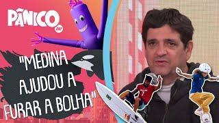 Luiz Pinga fala sobre boom do surfe e skate com as Olimpíadas e trabalho de caça-talentos