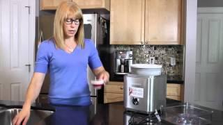 Dr. Karen in the Kitchen, Episode #8: The BEST Summer Treat!