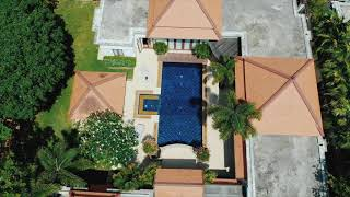 Sai Taan | Luxurious Three Bedroom Private Pool Villa a Short Walk to Bang Tao Beach
