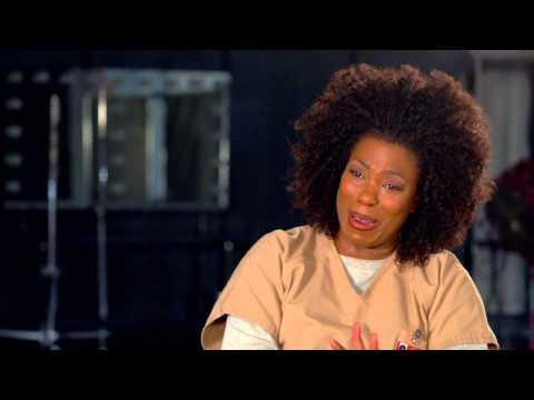 Orange Is The New Black Season 2 Cast Interview Lorraine Toussaint