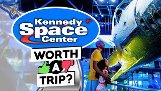 KENNEDY SPACE CENTER FULL TOUR & REVIEW | 2020
