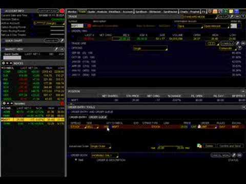 Download How To Create Thinkorswim Trailing Stop Orders Video 3GP
