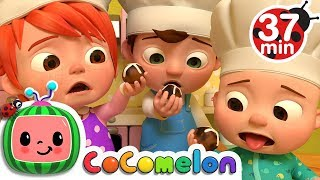 Hot Cross Buns | +More Nursery Rhymes & Kids Songs   CoCoMelon