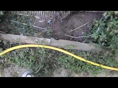 comment localiser une fuite d'eau dans un mur