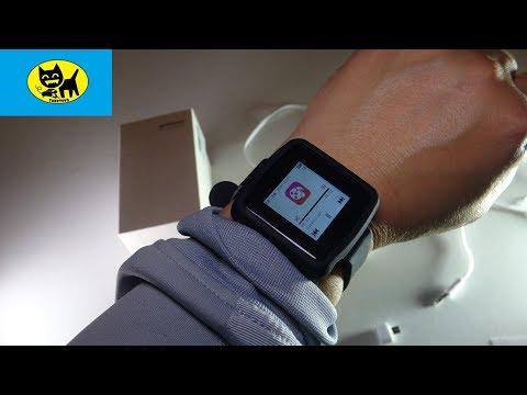 Mymahdi 8 GB MP3 Player watch with FM Radio/Voice Record  Bluetooth