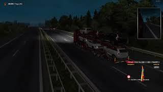3 Silahşörlerin 110km/h Konvoyu :)