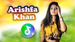 New Arishfa Khan @_arishfakhan_ TikTok Compilation