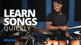 How To Play Any Song On The Drums - Rashid Williams