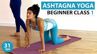 Ashtanga Yoga, Beginners Series, Class 1 with Nea Ferrier by Lilyfit fitness
