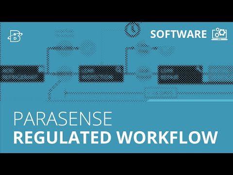 Parasense | Regulated Workflow and Record Event