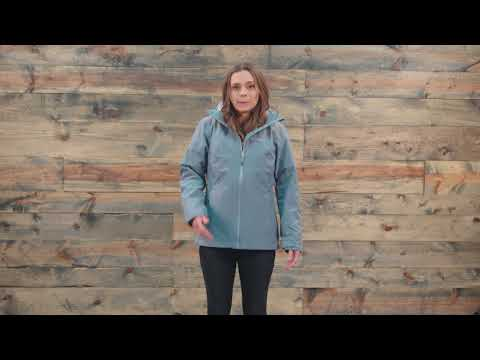 2018 Columbia Women's Whirlibird Interchange Ski Jacket – Review – TheHouse.com