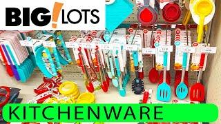 NEW Big Lots KITCHENWARE Dinnerware GLASSWARE Tableware Silverware Plates JARS Pots