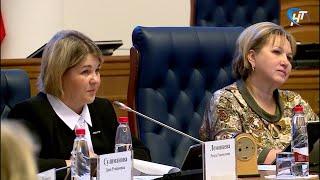 Елена Писарева провела дискуссионную площадку по нацпроекту «Здравоохранение»