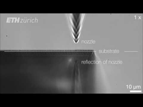 3D printing of metallic micro-objects