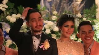 JANJI SUCI - Mengharukan !! Billy Pingsan Di Pernikahan Jeje & Syahnaz (22/4/18) Part 3