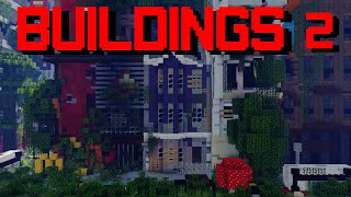 The Sad Truth About Buildings In Minecraft PART 2 (stopmotion)