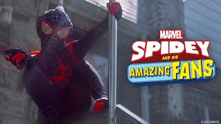 Spidey and his Amazing Fans - Meet the Winners Trailer