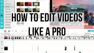 Hmongbuy hindi how to edit youtube videos filmora tutorial how to edit youtube videos like a pro with filmora editing tutorial ccuart Image collections