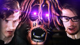 PUNCHING AN ANIMATRONIC IN THE FACE!!   Baby's Nightmare Circus (CLASSIC MODE) Part 2