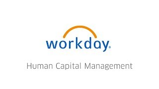 Workday HCM video