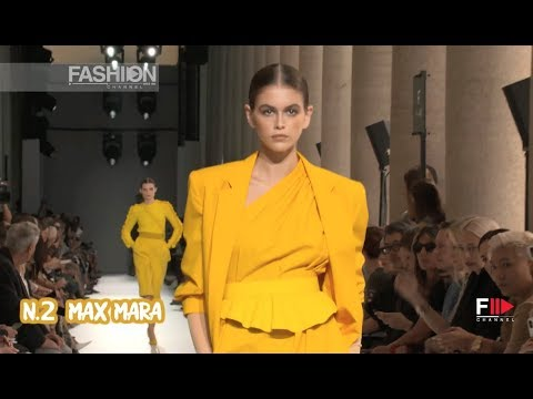 Top 10 looks YELLOW Spring 2019 | Trends - Fashion Channel