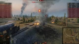 T71 DA нагибает! Бешеная табуретка и Колобанов