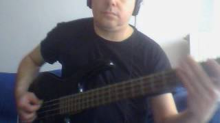 duran duran/arcadia goodbye is forever bass cover...