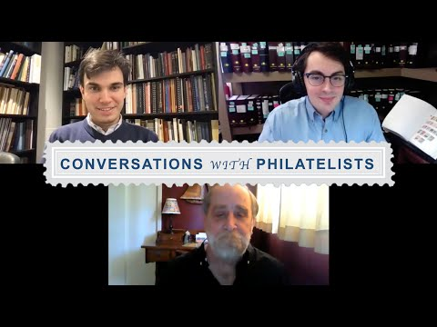 Conversations with Philatelists: Episode 41 Don Denman