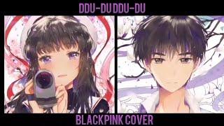 Nightcore [Switching Vocals]   DDU DU DDU DU   BLACKPINK Cover