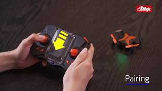 Drone with Camera Drones for Kids Beginners, RC Quadcopter with App FPV Video, Voice Control, Altitu