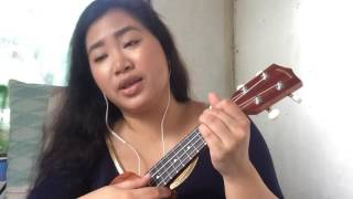 Secret Love Song, Pt. II Ukulele Cover - Venus Pelobello