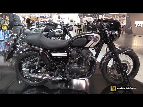 2016 Kawasaki W800 - Walkaround